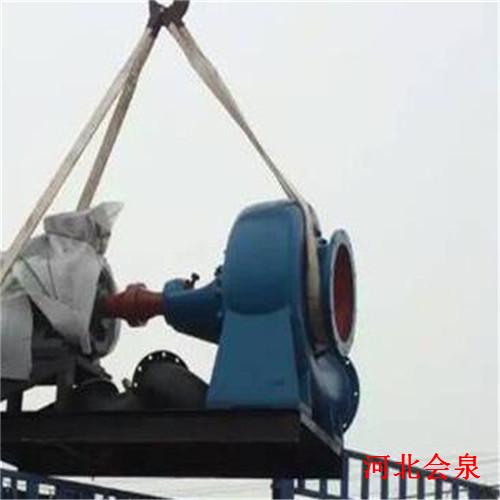 本溪200HW-4混流泵@大型排涝泵使用视频
