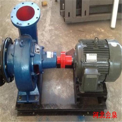 安徽400HW-10卧式混流泵@紫油机排涝水泵视频安装效果
