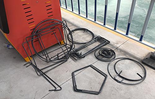 洛阳数控焊接弯箍机使用说明