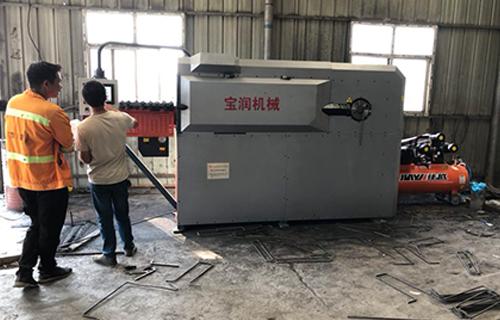 陕西省安康钢筋滚丝机一台价格多少
