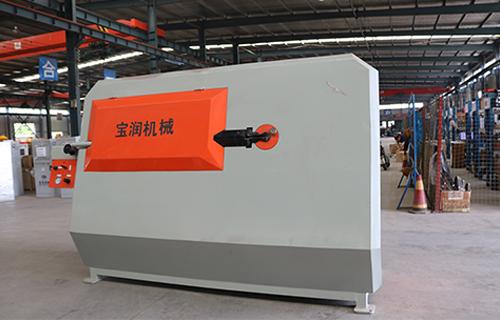 陕西安康LSW2-32立式钢筋弯曲中心设备参数