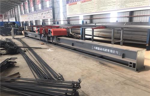 河北省沧州LSW2-32立式钢筋弯曲中心10-32棒材