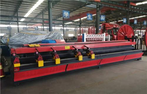 陕西省安康LSW-32L立式数控钢筋弯曲中心多少钱一套