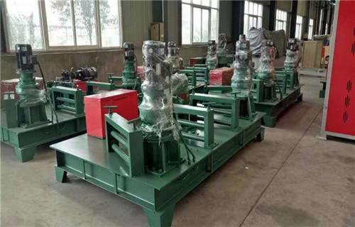 河南洛阳工字钢弯拱机生产工艺
