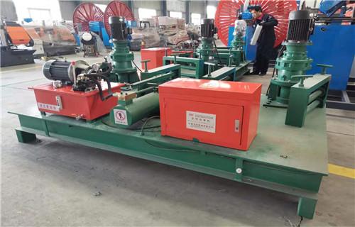 山东东营WGJ-250工字钢冷弯机制造厂家