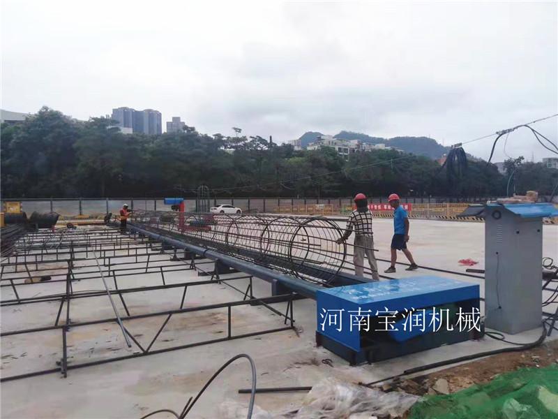 陕西省安康小型钢筋笼绕筋机选哪家