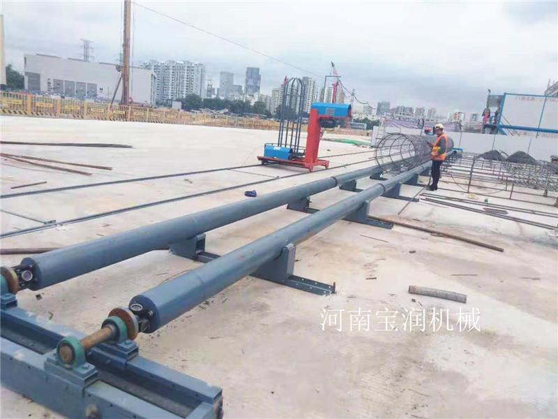 陕西省安康钢筋笼滚丝机新报价