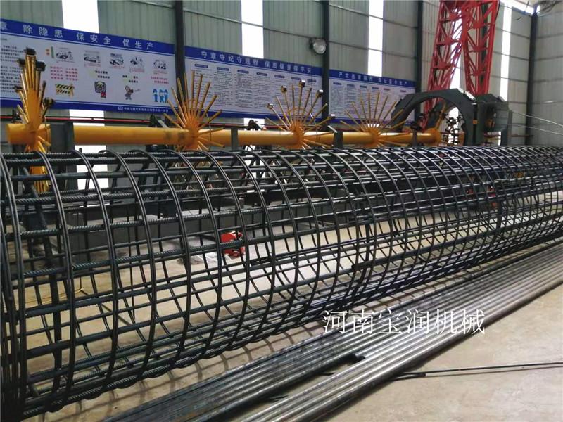 陕西省安康钢筋笼焊接机施工队伍