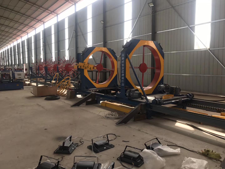 辽宁省锦州凌河区钢筋笼成型机全国哪家好