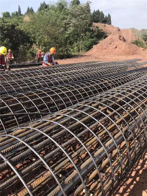 青海海南市钢筋笼盘丝机技术可靠