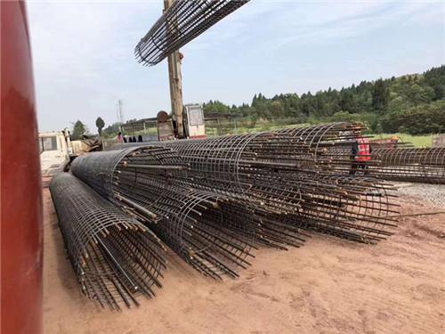 四川省德阳市钢筋笼绕丝机技术核心