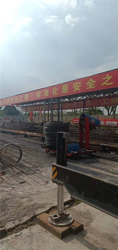 钢筋绕筋机升级产品青海省