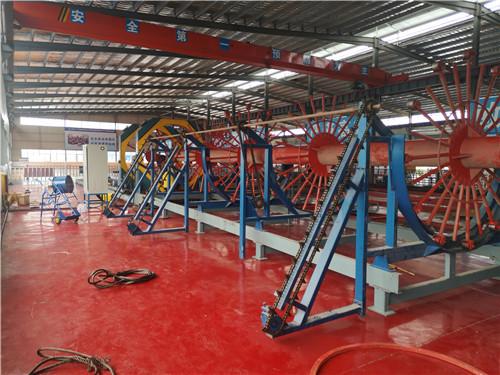 贵州黔西南市钢筋绕筋机一次成型