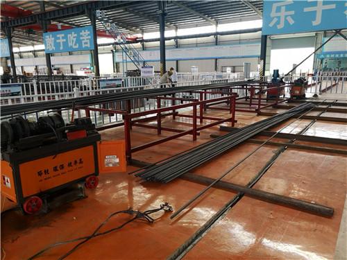 威海市钢筋笼滚焊机G2L32x数控钢筋弯曲