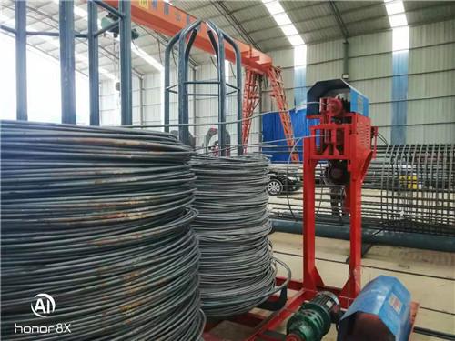 贵州黔西南市钢筋笼盘丝机哪家买