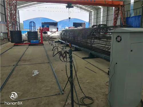海南钢筋笼盘丝机的价格