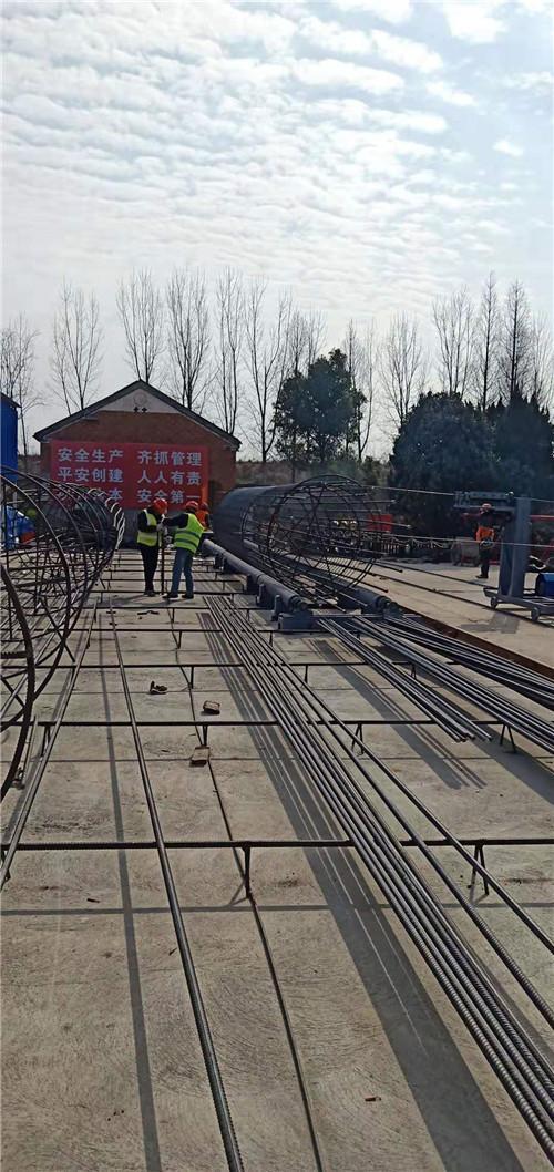 海南钢筋笼盘丝机安全高效
