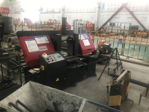 河北省海兴钢筋锯切机的用途