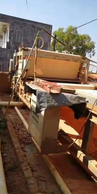 临沂高价回收带宽3米长12米带式过滤机大量