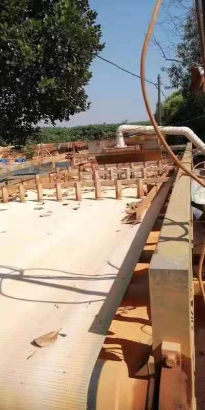 黔西南高价回收带宽2.5米长5米带式污泥脱水机厂家大量