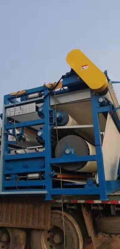 海南厂家求购带宽2米长5米带式过滤机厂家大量