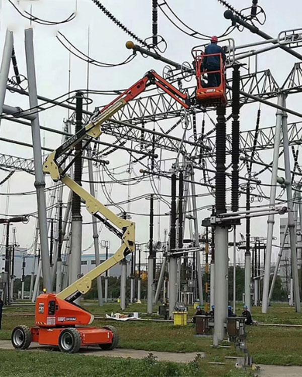 化州电动升降机租赁_新设备服务好