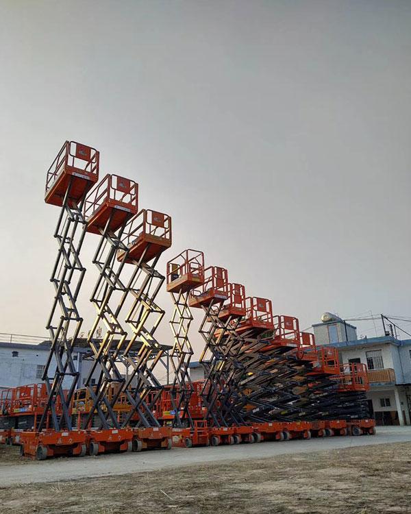 柳州柳南云梯车租赁_年终优惠