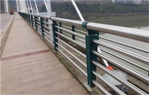 临沂不锈钢桥梁栏杆专业生产厂家