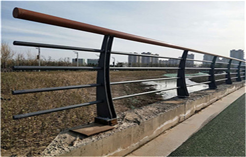 海口碳钢喷塑护栏加工设计