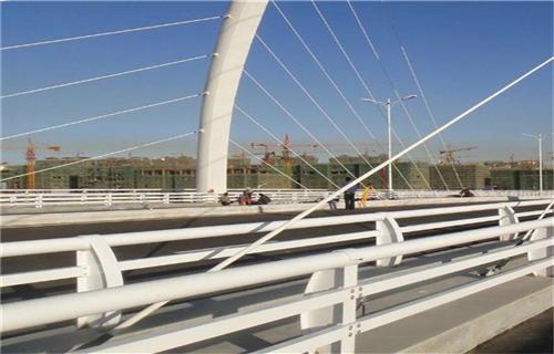 安康不锈钢护栏立柱护栏安装