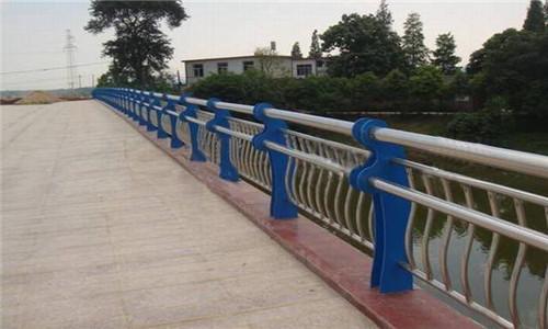 攀枝花河道景观防撞护栏定尺