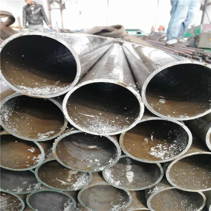 湖北省黄冈市镀铬钢管加工87×2.5