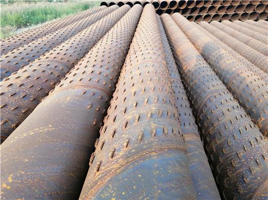 池州井壁管镀锌 加工厂家