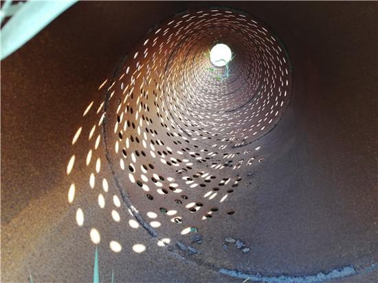 内江500*8桥式滤水管 打井滤水管厂家现货