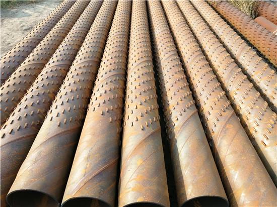 内江800*6桥式滤水管 打井降水管厂家定制