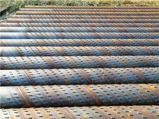 池州529*6桥式滤水管 打井滤水管厂家现货