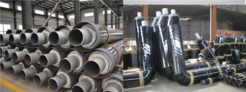 威海DN200直埋蒸汽管道生产厂家