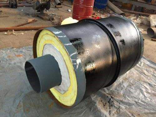 新余DN400钢套钢保温内固定支座生产厂家
