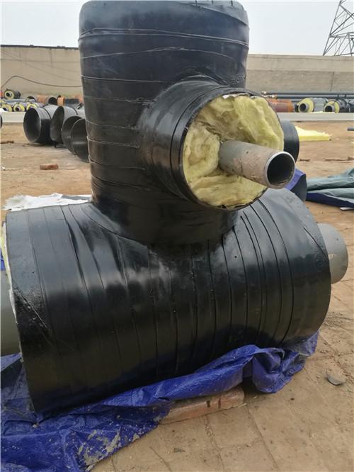 威海DN200钢套钢保温管道疏水装置价格