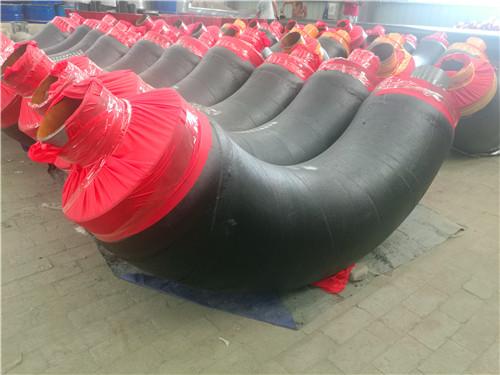新余DN150钢套钢补偿弯头生产厂家