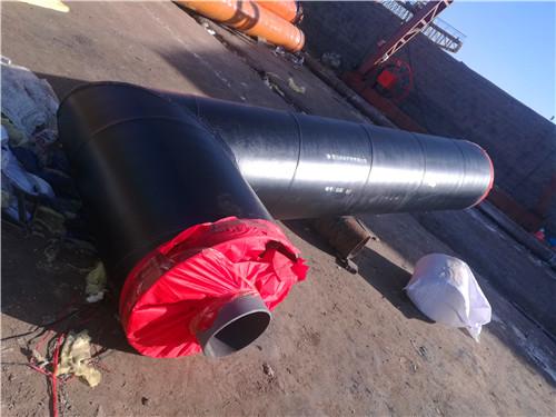 新余DN100蒸汽管道出地弯头价格