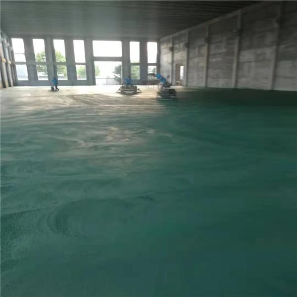 湖南慈利金刚砂固化剂企业已复工