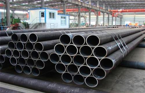威海16Mn高压钢管
