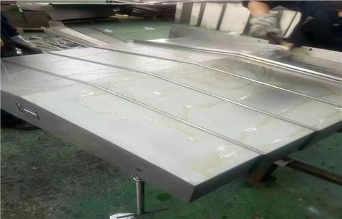 林芝汉川机床XH714Y前防护罩卓越品质