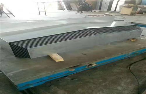 安庆哈挺机床导轨防护罩今日价格