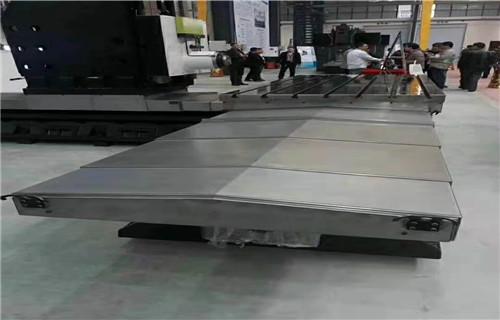漯河汉川机床XH714Y前防护罩质量过硬