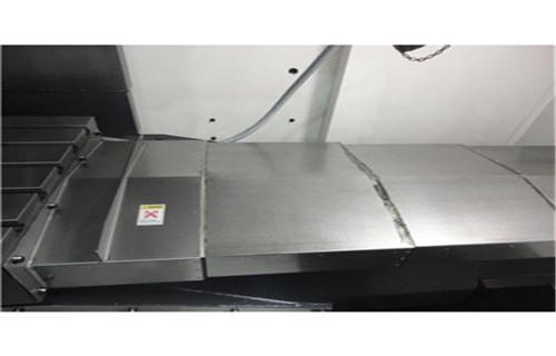 九江龙门铣数控机床防护罩制造商