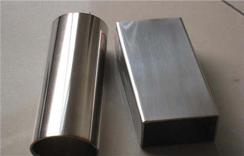 天水201不锈钢板产品展示