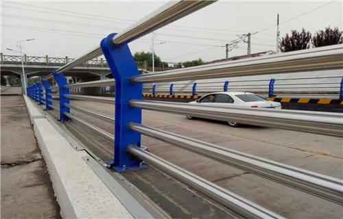 长春不锈钢复合管桥梁立柱质量很靠谱销售与安装