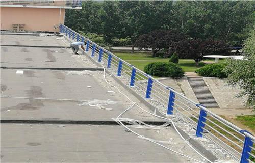 常州不锈钢碳素钢复合管栏杆样式丰富材质优良